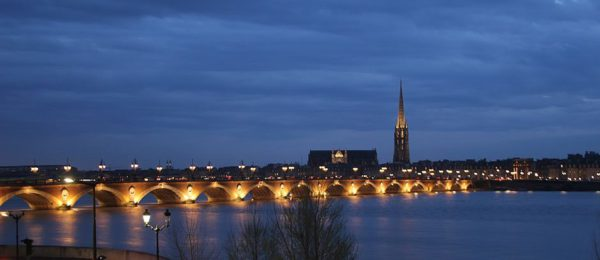 Time to discover beautiful Bordeaux