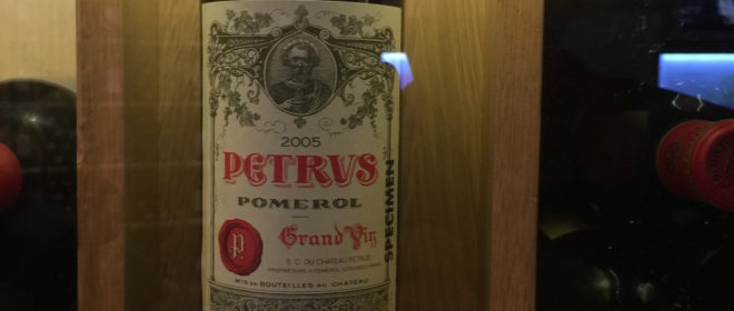 Mythical Petrus 2005