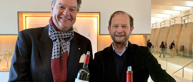 "Chateau Cheval Blanc 2018 tasting notes on futures and ratings ""en primeur"" by Ronald Rens, M.Sc., Wine Master, Bordeaux Expert"