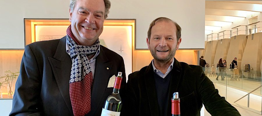 """Chateau Cheval Blanc 2018 tasting notes on futures and ratings """"en primeur"""" by Ronald Rens, M.Sc., Wine Master, Bordeaux Expert"""