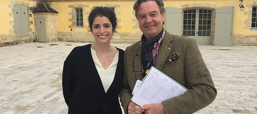 """Chateau Margaux 2018 tasting notes on futures and ratings """"en primeur"""" by Ronald Rens, M.Sc., Wine Master, Bordeaux Expert"""