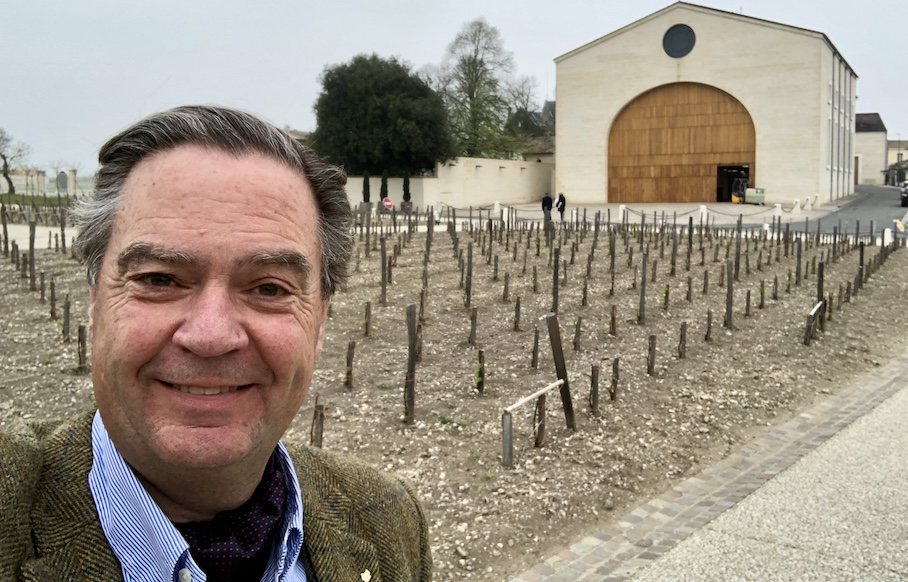 Chateau Mouton Rothschild 2018 tasting By Ronald Rens, M.Sc., Wine Master, Bordeaux Expert