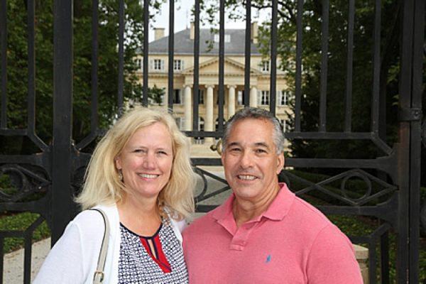 Richard and Brenda Barrena