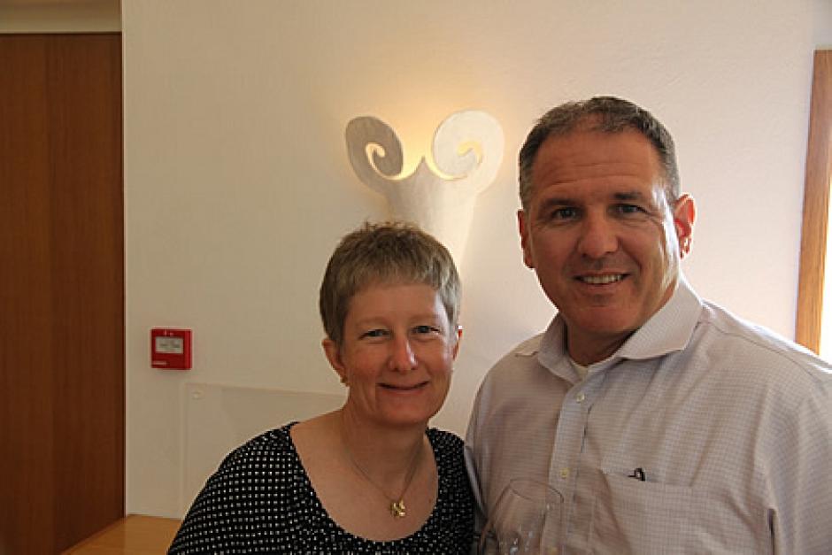 Steve and Wendy Daknis