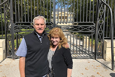 Tom and Patty Scavelli