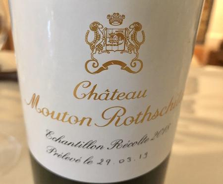 Mouton Rothschild 2018