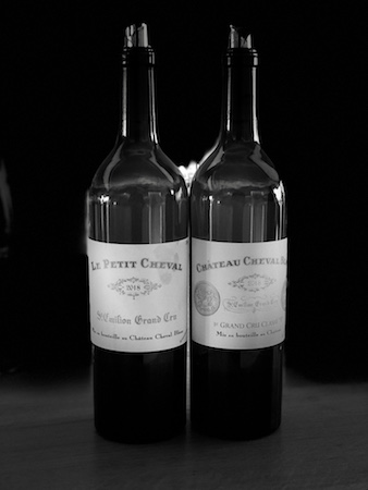 Chateau Cheval Blanc 2018 (20 points)