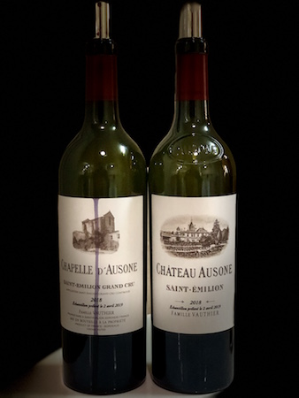 Chateau Ausone 2018 (20- points)