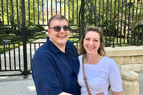 Nancy and Jon Stevens