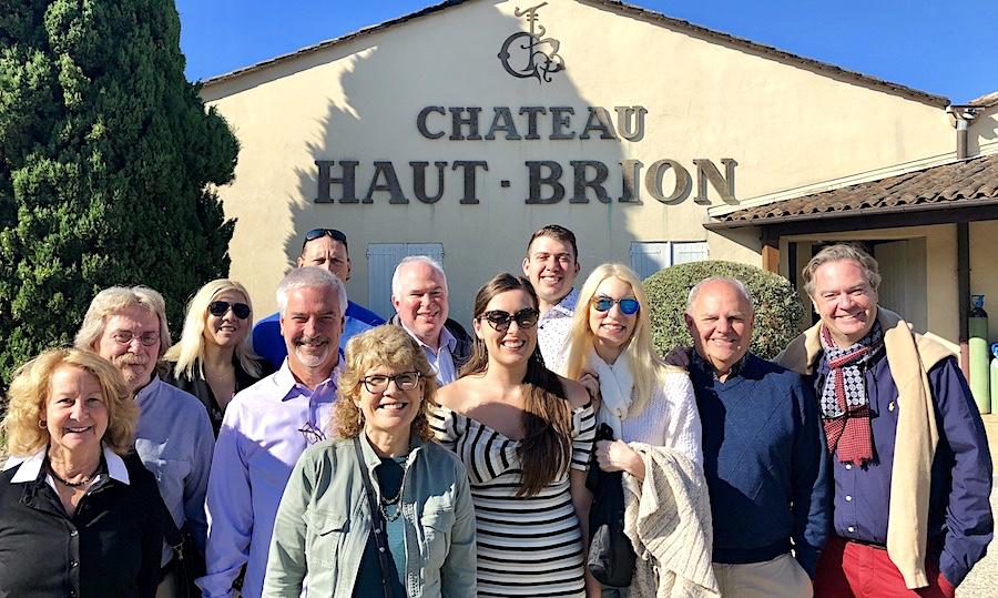 The 2019 Bordeaux Grand Cru Harvest Tour I at Chateau Haut Brion